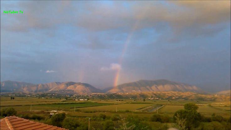 Rare Natural Phenomenon - Double Rainbow by NaTuber Tv