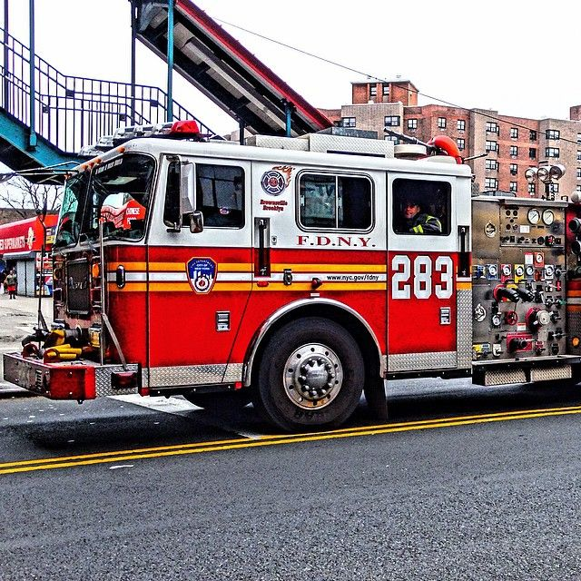 1000+ Images About Fire Engines On Pinterest