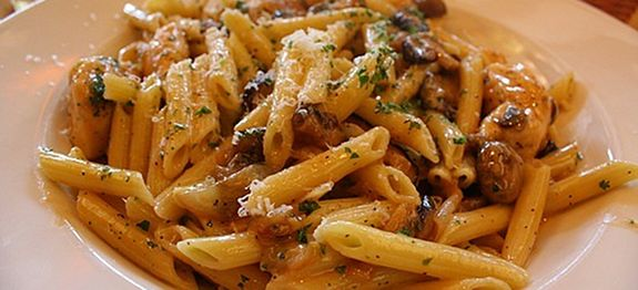 The Cheesecake Factory™ Pasta Da Vinci Recipe » Chef Pablo's RecipesChef Pablo's Recipes