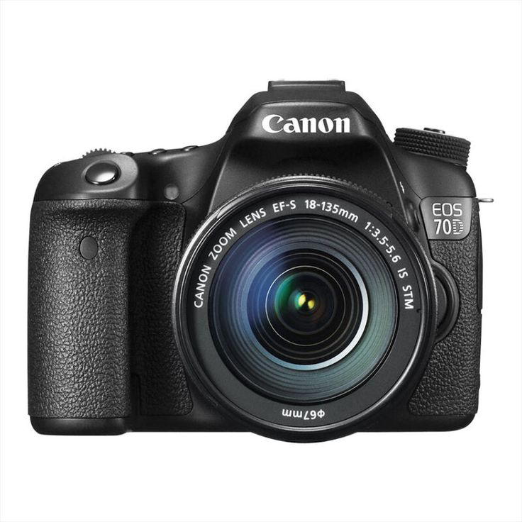 CANON EOS 70D EF 18-135mm IS STM Wifi - Hotelier Indonesia | Shop