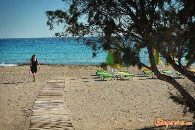 Crete, Paleochora and its campsites   Camperistas.com
