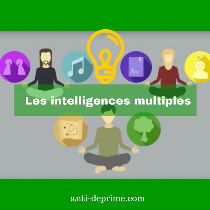 Nous en parlions déjà dans cet article : pour réussir, le QI ne suffit pas : nous avons de multiples intelligences. Aujourd'hui, je partage avec vous une vidéo limpide sur ces intelligences multiples.