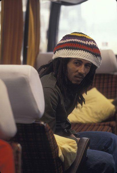 Bob on tour.....