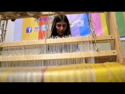 Laura Rovida   Design Tessile applicato alla tessitura a mano