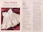 Pretty Pinafore free crochet pattern