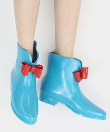 wonderful rain boots