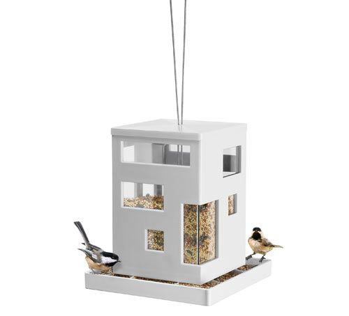 RW Awesomeness of the Day:  The Bird Cafe bird feeder designed by Teddy Luong and Dennis Cheng