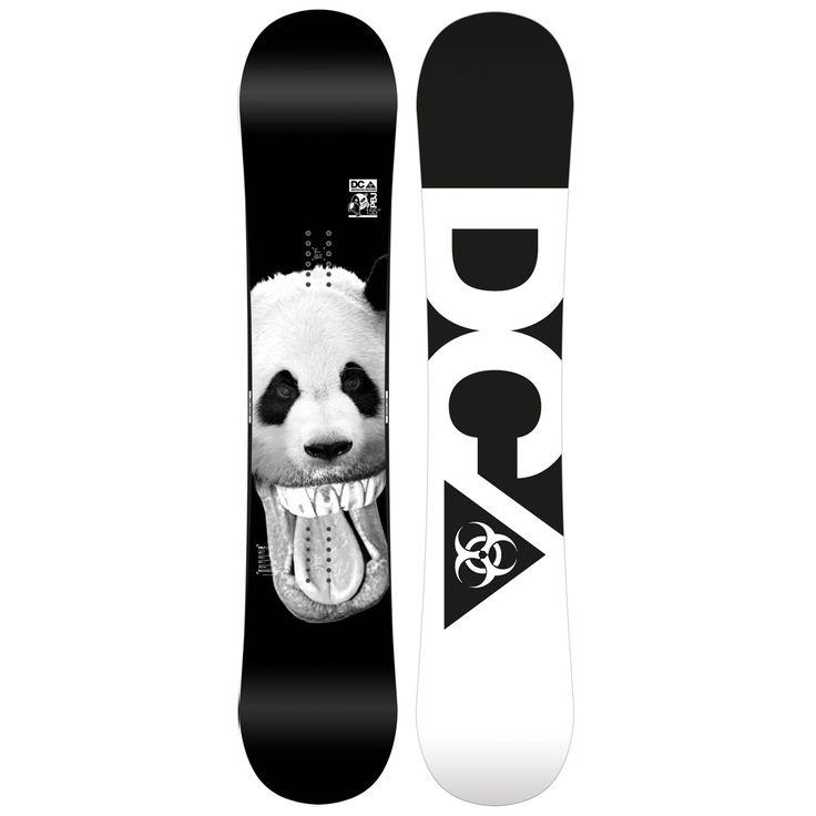 DC Snowboards - DC PBJ Wide Snowboard - 155cm