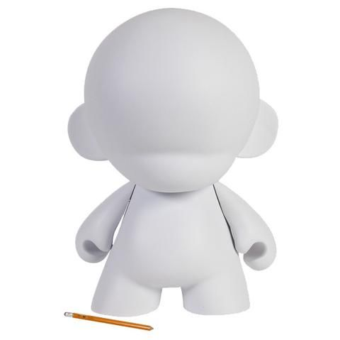 8 best diy toys images on pinterest designer toys vinyl toys and your favorite do it yourself vinyl toy is back towering at 18 inches tall mega munny has all of the amazing customizing possibilities kidrobots munny solutioingenieria Image collections