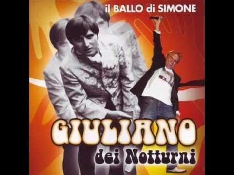 GIULIANO E I NOTTURNI - IL BALLO DI SIMONE (1968)