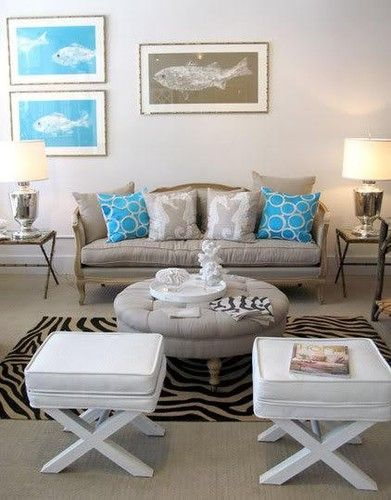 Living Rooms   White Crocodile X Bench Taupe Linen French Sofa Gray Linen  Throw Pillows Turquoise Blue Circles Throw Pillows Gray Tufted Round  Storage ... Part 93