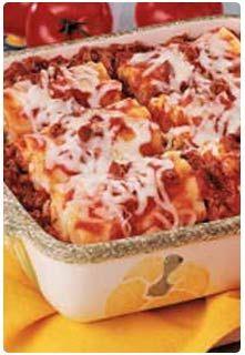 Lasagne Rollups http://mountainviewbulkfoods.com/recipes_lasagne-rollups.html