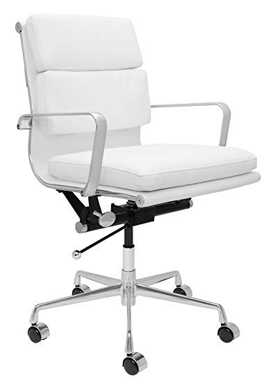 Laura Davidson Furniture SOHO Soft Pad Management Chair ...