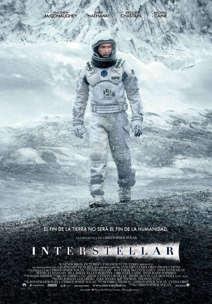 Interstellar  / una película de Christopher Nolan http://fama.us.es/record=b2660565~S5*spi
