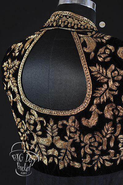 #blouse #embroidered #wedmegood