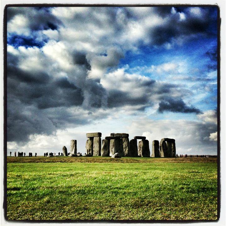 Stonehenge em Amesbury, Wiltshire