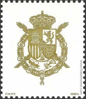 Escudo Real - 1984
