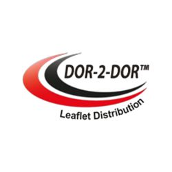 Dor-2-Dor are your Local Leaflet Distribution Company. We offer you a genuine and reliable local leaflet distribution and Leaflet delivery service.