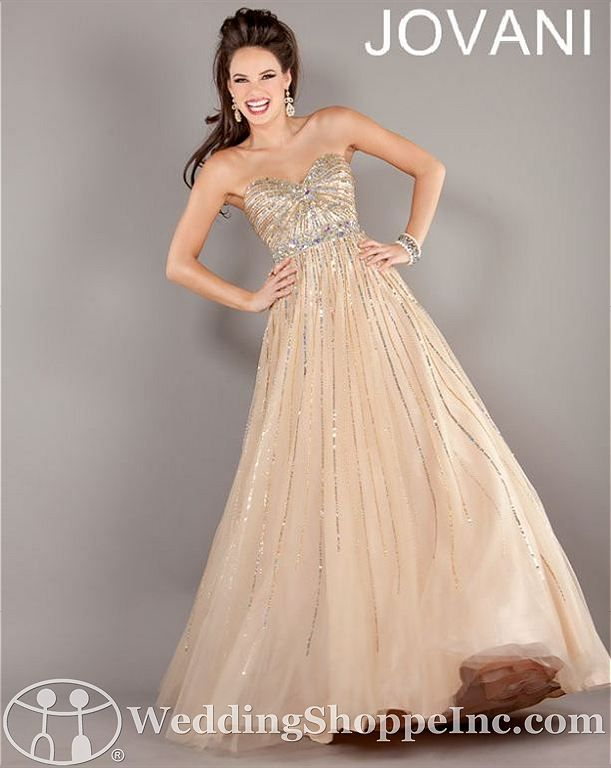 42ca1ac0d53d Order a Jovani 634 at The Wedding Shoppe today | If we ever have a big  wedding, even though we are married already! I can dream! | Prom dresses  jovani ...