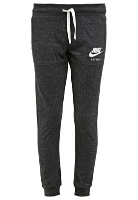 Femme Nike Sportswear GYM VINTAGE - Pantalon de survêtement - black noir chiné: 45,00 € chez Zalando (au 30/04/16). Livraison et retours gratuits et service client gratuit au 0800 740 357.
