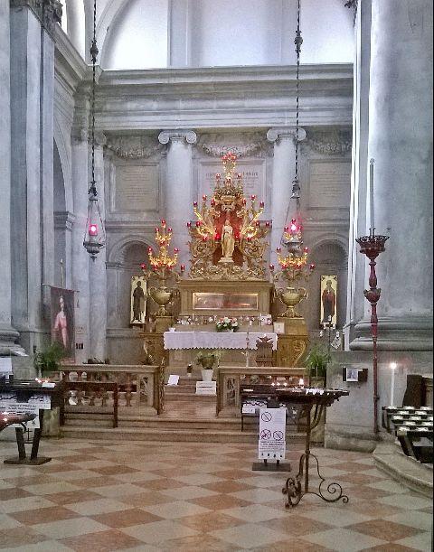 S.t Lucia's church. By Lituska