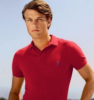 Ralph Lauren Slim Fit Polo Shirt Red http://www.hxzyedu.cn