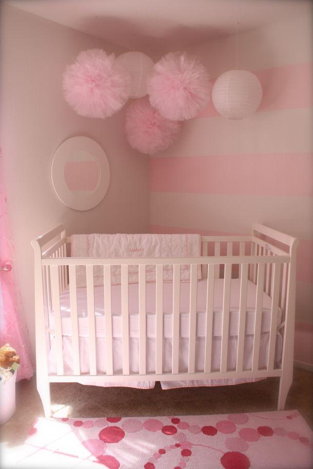 Nursery- little tulle balls