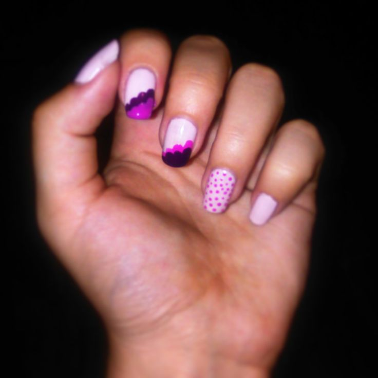 Inspired by #nailsvideos Check #nailsvideos on Instagram for The Best Nails Videos <3