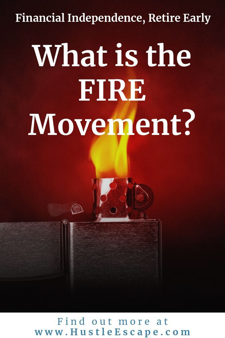 What Is The Fire Movement With Images Early Retirement Financial Independence Financial Independence Retire Early