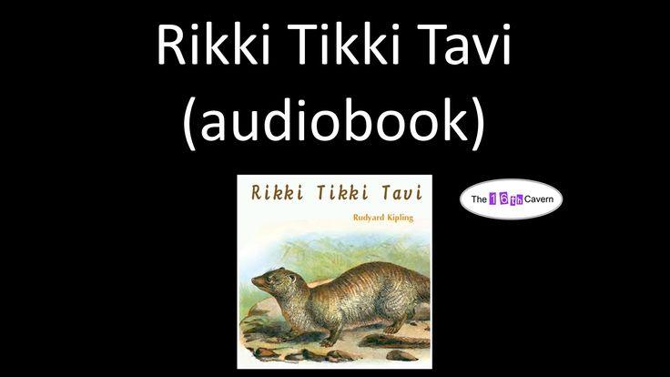 37 best rikki tiki tavi images on pinterest short stories close rikki tikki tavi audiobook fandeluxe Choice Image