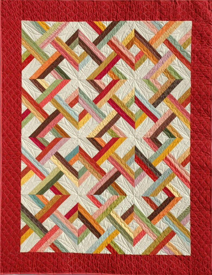Sunset Quilt Pattern By Julie Popa Seen At 3 Dog Design