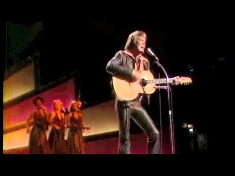 Glen Campbell - Rhinestone Cowboy 1975 live video