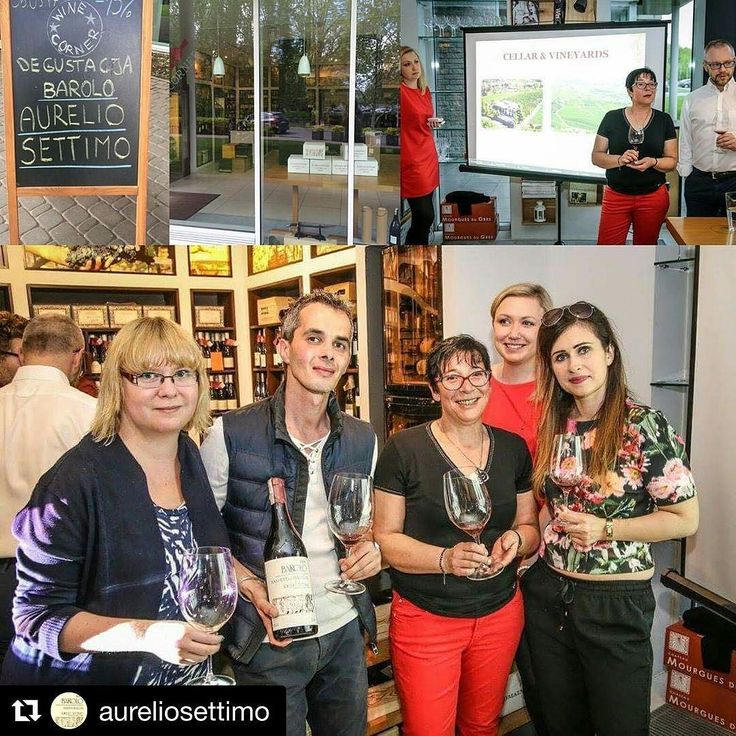 busy week in #Warsaw  #Repost @aureliosettimo  Varsavia#warsaw#aureliosettimo#winetasting#Barolo#oldvintages#thanks#winecorner#beatagaweda#wojciechbonkowski#powinowaci#wine#winelover#instawine#ilovemyjob#winicjatywa