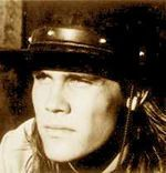 "Josh Brolin as Jimmy ""Wild Bill"" Hickock in Young Riders"