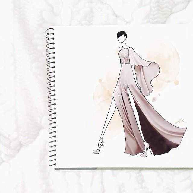 #eliesaab #eliesaabworld @eliesaabworld #couture #resort15 #cruise15 #doodle #illustration #fashionillustration #fashionart #vsco #vscocam #vscoart #패션일러스트 #일러스트 #그림 #아트 #스케치 #드로잉 #끌로에 #sketch #igart #art #artist #artstagram #design #fashiondesign #drawing #수채화 #watercolor