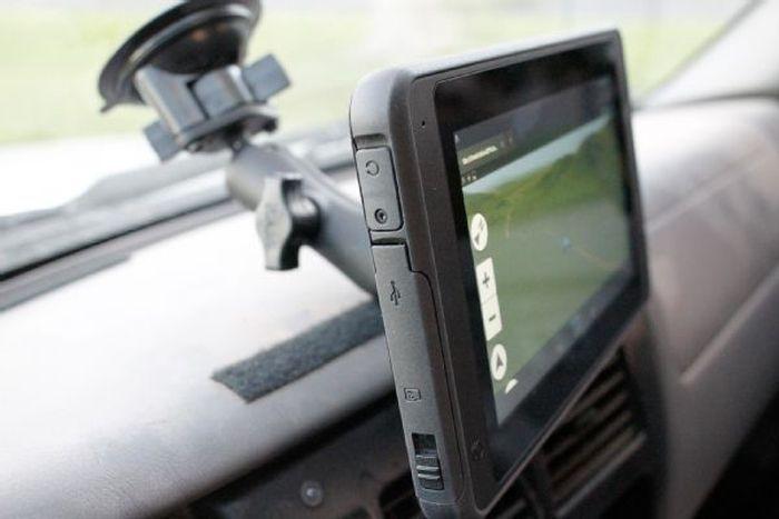 Magellan eXplorist TRX7 Off-Road GPS Navigator 302