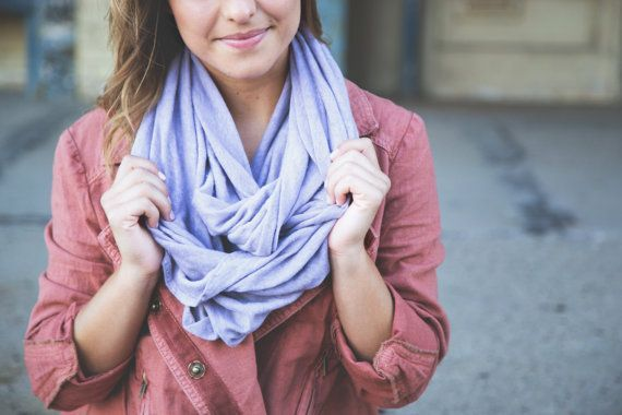 Women's Accessories Fabric Infinity Scarf Loop by ...