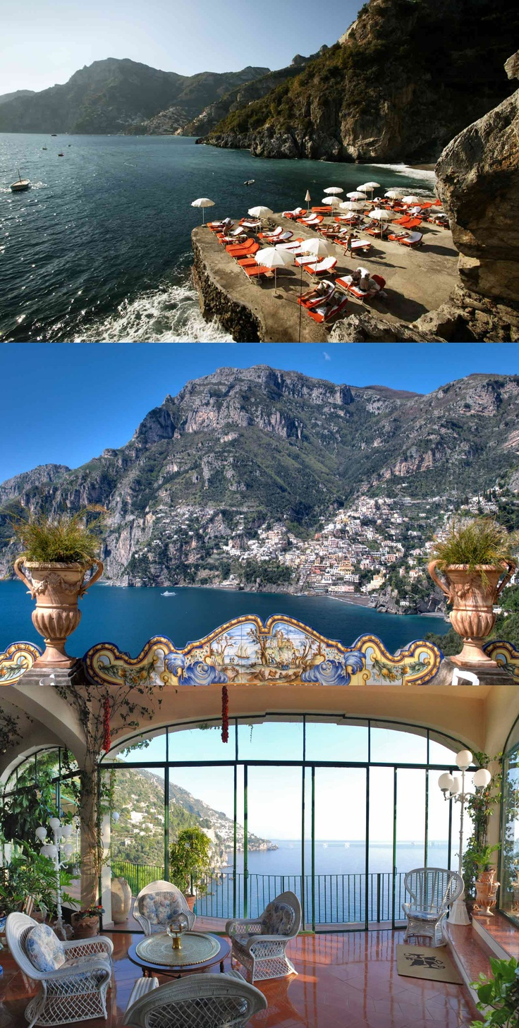 Best Places To Go For Your Honeymoon At Hotel Il San Pietro Positano