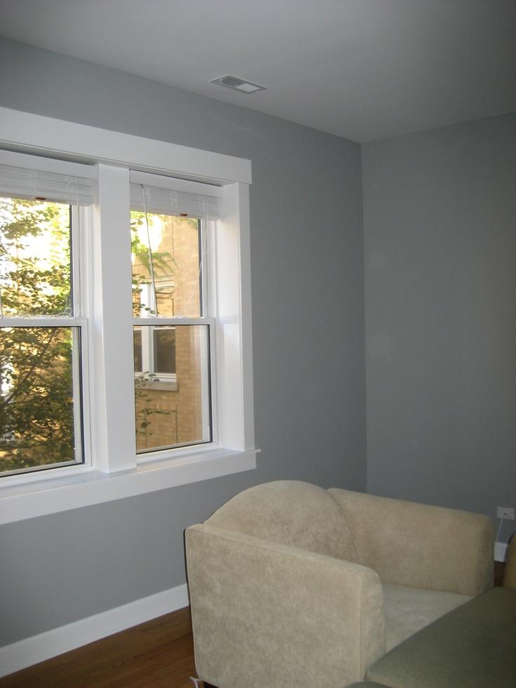 Bm Coventry Gray Paint Colors Ideas Amp Tips Pinterest