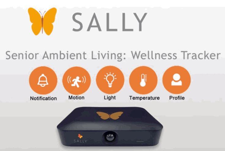 MedGizmo - SALLY: Senior Ambient Living: Wellness Tracker