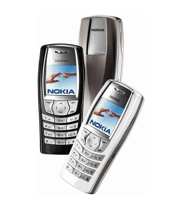 Nokia 6610 (2002)