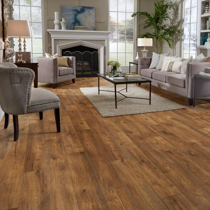 Hillside Hickory Laminate Floor Home Flooring Laminate Wood Plank Options Mannington Flooring