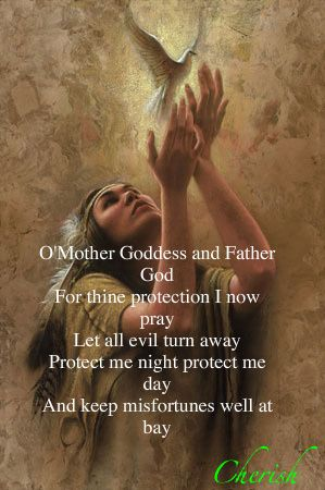 Prayer for protection...