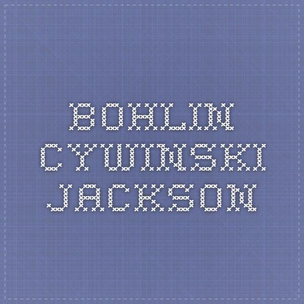 Bohlin Cywinski Jackson
