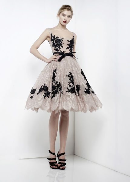 ZUHAIR MURAD READY TO WEAR  2012-2013 cute another chance to add steam punk and make it main stream