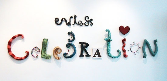 Hayley Hamilton's Monster Wall Art - so incredibly creative and delicious!