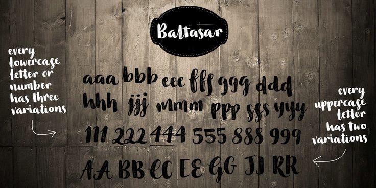 Baltasar - Webfont & Desktop font « MyFonts