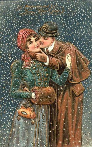 Marinne | Vintage vianočné priania. Časť 5.