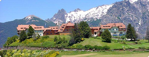 Hotel Llao Llao, Bariloche, Argentina