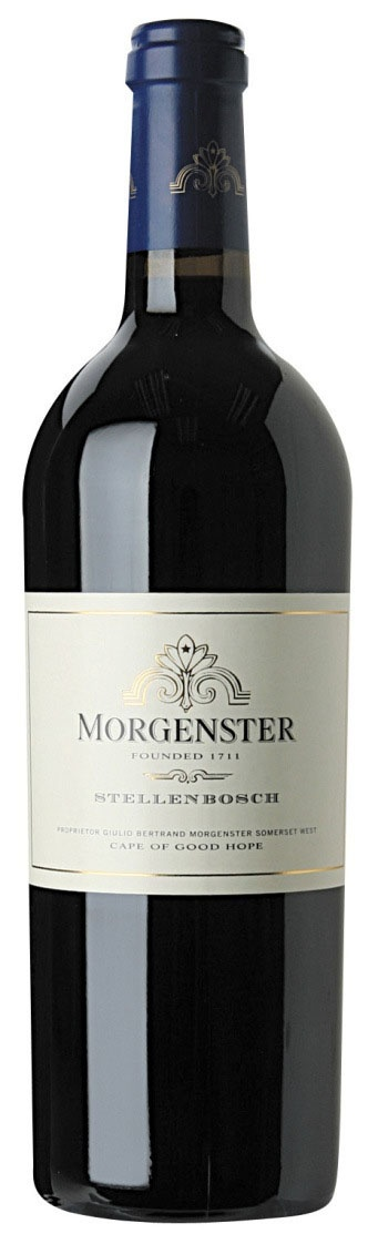 2008 Morgenster Estate Wine scores 82 points. #wine #SouthAfrica